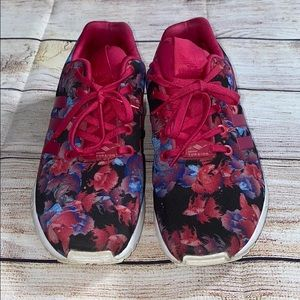 Adidas Floral Torsion Sneakers
